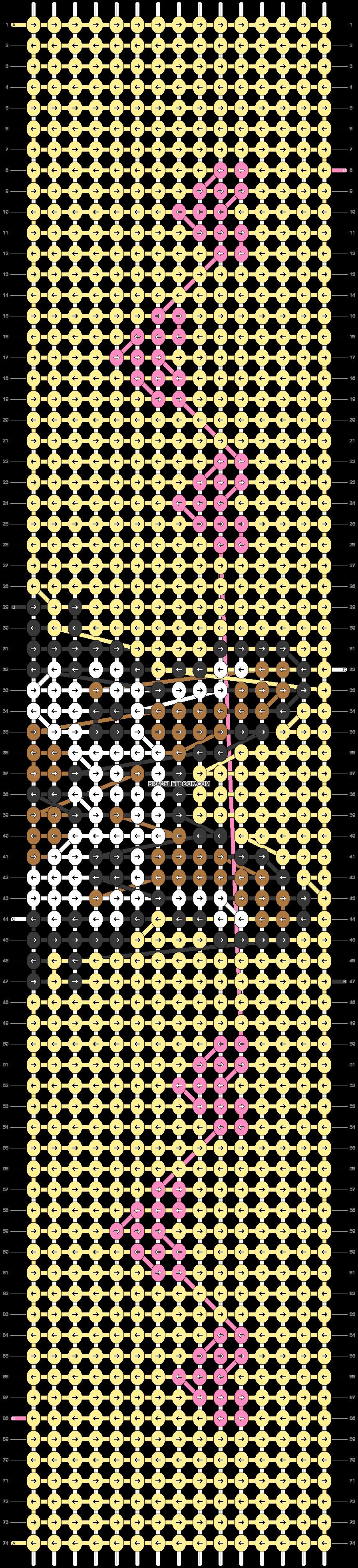 Alpha pattern #51639 pattern