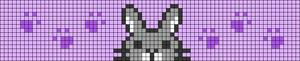 Alpha pattern #51640