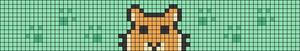 Alpha pattern #51641