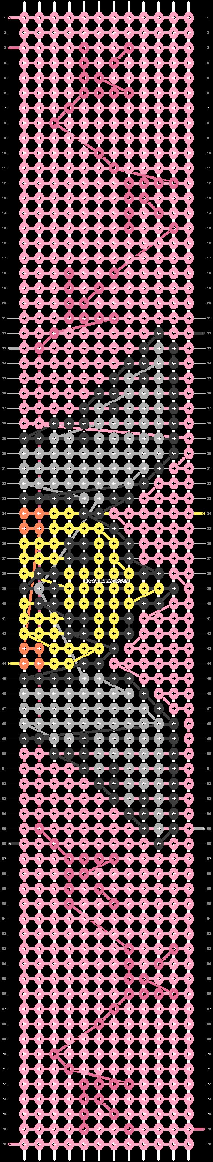Alpha pattern #51643 pattern