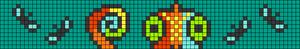 Alpha pattern #51645