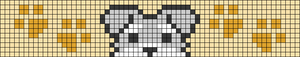 Alpha pattern #51650