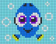 Alpha pattern #51653