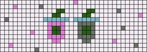 Alpha pattern #51654