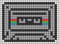 Alpha pattern #51657
