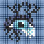 Alpha pattern #51663