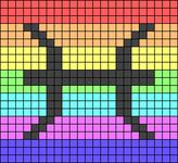 Alpha pattern #51670