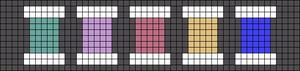 Alpha pattern #51675