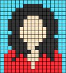 Alpha pattern #51698