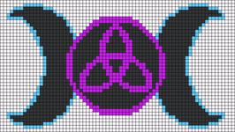 Alpha pattern #51706