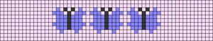 Alpha pattern #51707