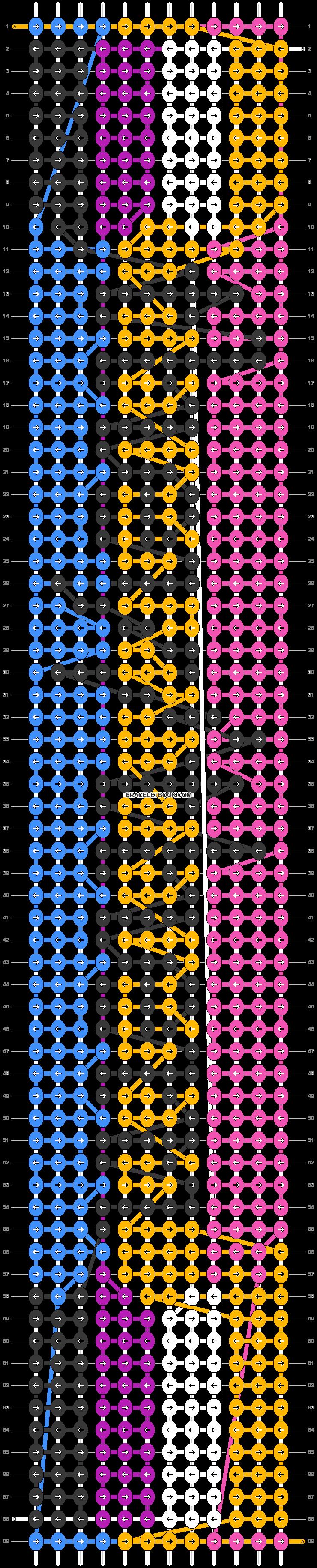 Alpha pattern #51708 pattern