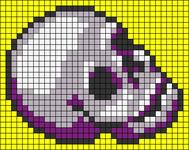 Alpha pattern #51709