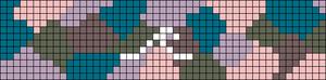 Alpha pattern #51711