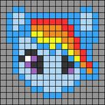 Alpha pattern #51714