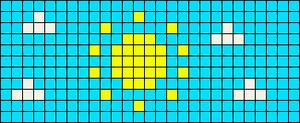 Alpha pattern #51721