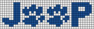 Alpha pattern #51725