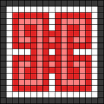 Alpha pattern #51731