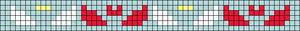 Alpha pattern #51735