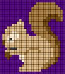 Alpha pattern #51737