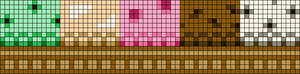 Alpha pattern #51743
