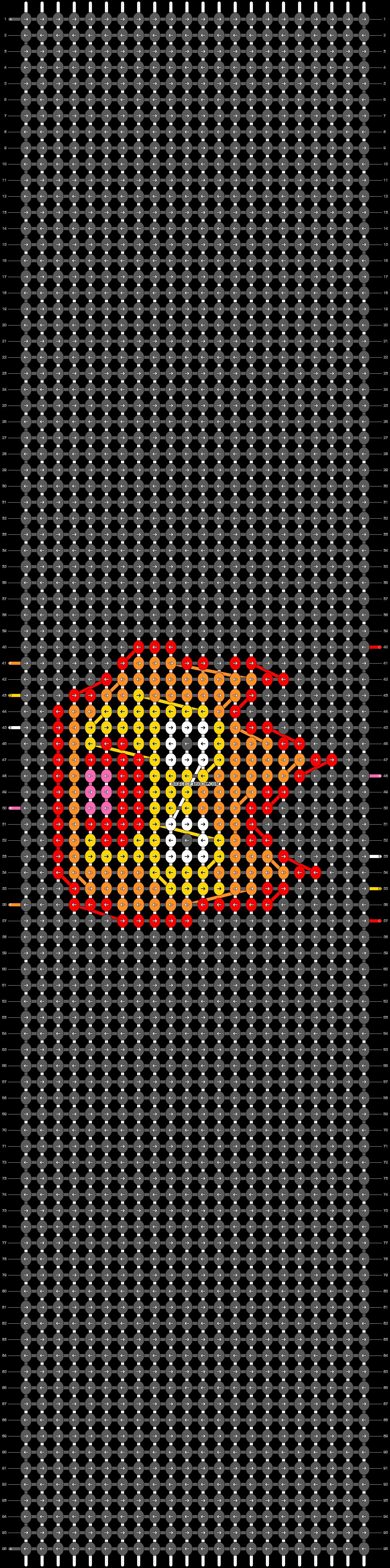 Alpha pattern #51748 pattern