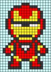 Alpha pattern #51753