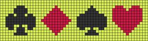 Alpha pattern #51755
