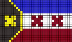 Alpha pattern #51756