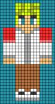 Alpha pattern #51758