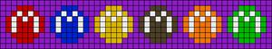 Alpha pattern #51761
