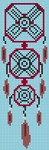 Alpha pattern #51764