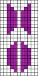 Alpha pattern #51773