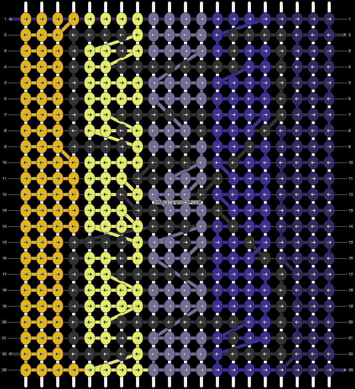 Alpha pattern #51782 pattern