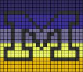 Alpha pattern #51782