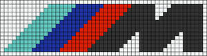 Alpha pattern #51797