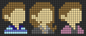 Alpha pattern #51806