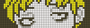 Alpha pattern #51810