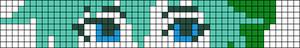 Alpha pattern #51817