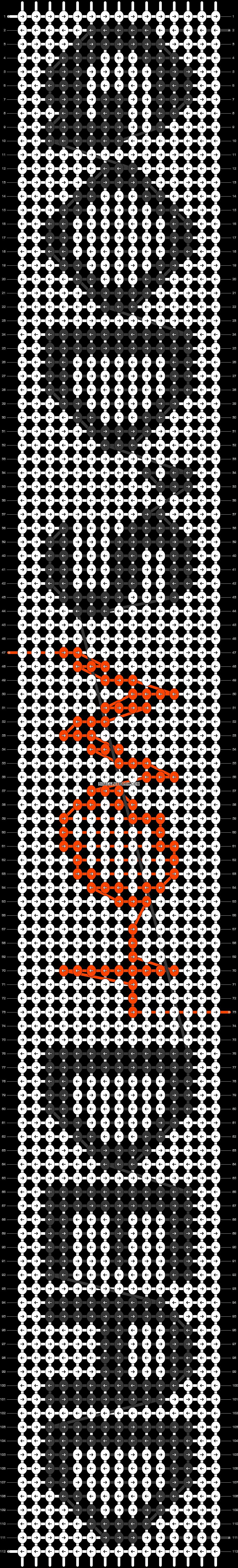Alpha pattern #51821 pattern