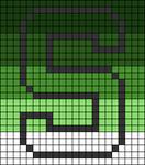 Alpha pattern #51827