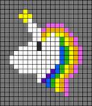 Alpha pattern #51831