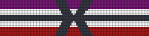 Alpha pattern #51838