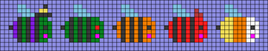 Alpha pattern #51849