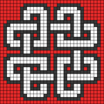 Alpha pattern #51865