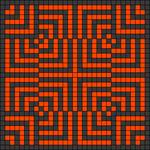 Alpha pattern #51873