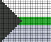 Alpha pattern #51878