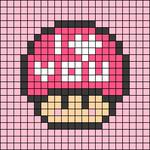 Alpha pattern #51902