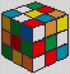 Alpha pattern #51903