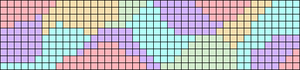 Alpha pattern #51912